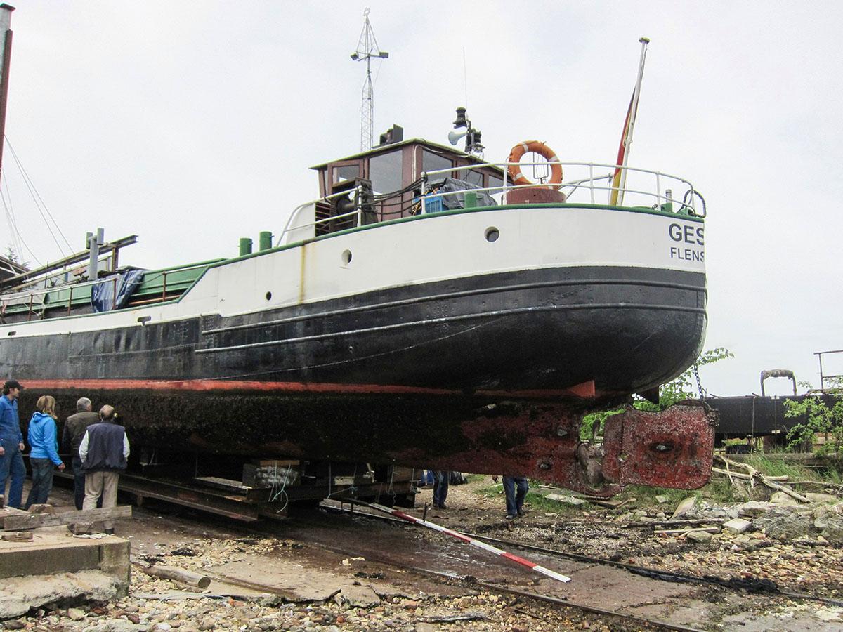 In der Werft 1